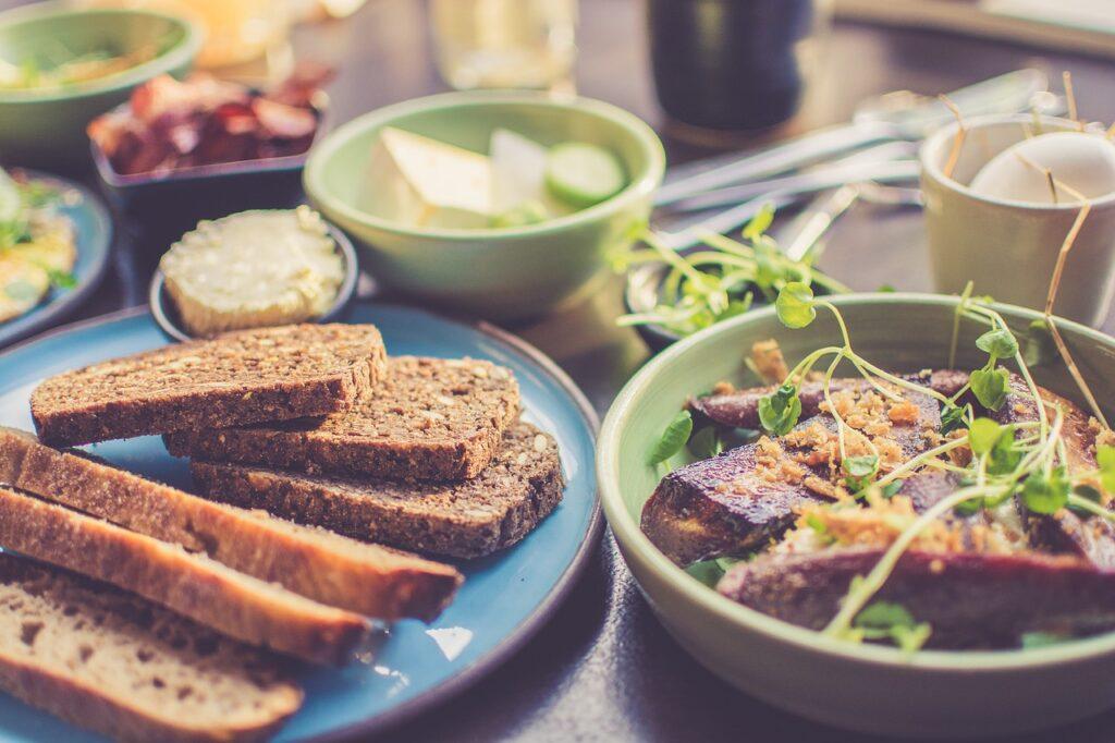 Sund mad der både smager godt og ser lækker ud